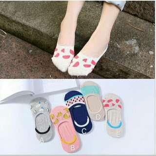 Women's Sock's Fruit Socks Cute Candy Summer Style
