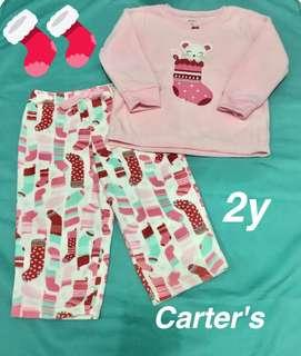 Set Piyama Carter's