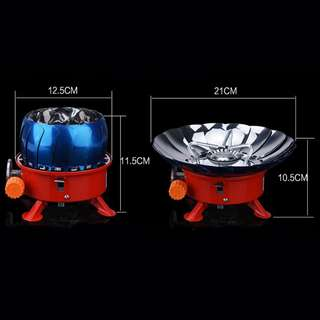 Outdoor Camping Stove - Great for ICT, camps and fishing trips