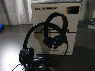Headphone SOL REPUBLIC (ORI)