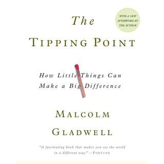 The Tipping Point by Malcolm Gladwell (ebook)