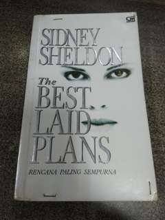 The Best Laid Plans - Rencana Paling Sempurna by Sidney Sheldon