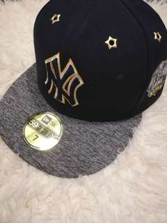 New York Yankees x New era 59fifty cap