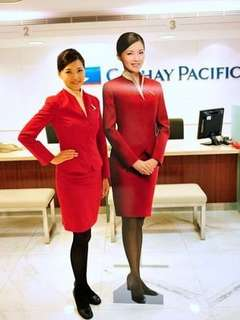 Flight Attendant, Tourism, Mall, Bank Or School Uniform