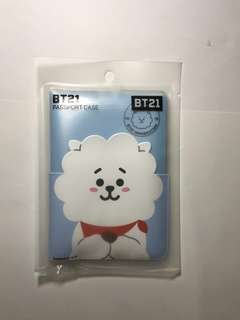 READY STOCK BT21 Passport Cover