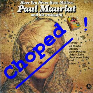 paul mauriat Vinyl LP used, 12-inch, may or may not have fine scratches, but playable. NO REFUND. Collect Bedok or The ADELPHI.