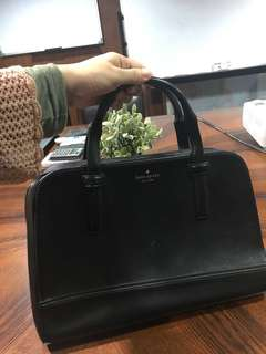 Original/ Authentic Kate Spade Hand Bag Black