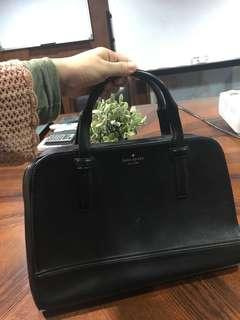 Original/ Authentic Kate Spade Hand Bag Black