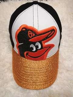 Baltimore Orioles/New era kids shimmer cap