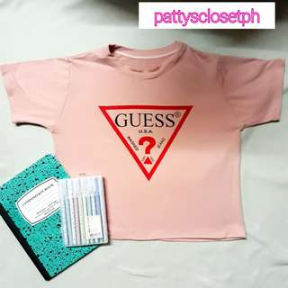 Guess Inspired Top