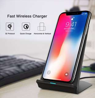 Wireless Charger for iPhone X and others