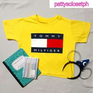 Tommy Hilfiger Inspired Top