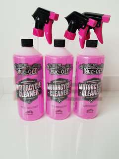 Muc-Off Motorcycles Cleaner