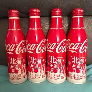 北海道可口可樂特別版(鋁樽) Coca Cola Hokkaido Special Edition (aluminum can)