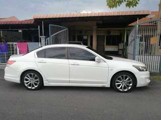 HONDA ACCORD 2.4 auto 2011