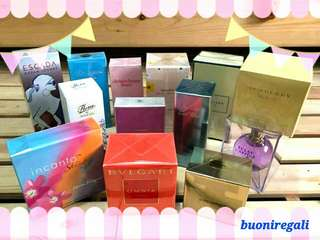 Authentic High Quality Tester Perfumes for Women