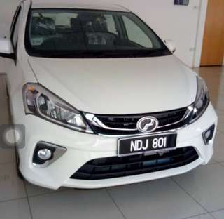 Myvi for rent