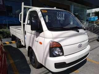 Hyundai H100 dropside