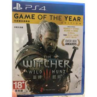 Witcher 3: Game of The Year Edition