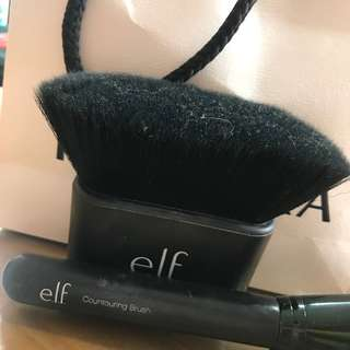 Elf Contour Brushes