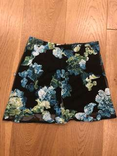 Embroidery Skirt Size S