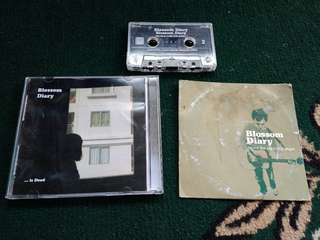Kaset dan Cd Blossom Diary, Marmalade Records, Anoa Records