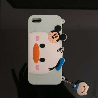 IPHONE 5/5S/SE JELLY CASE DISNEY TSUM TSUM