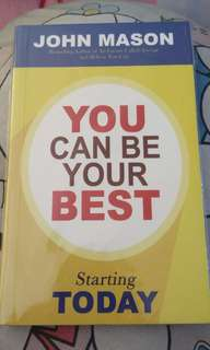 You can be your best