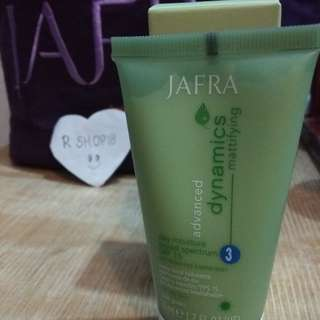 Day cream Jafra MATTIFYING