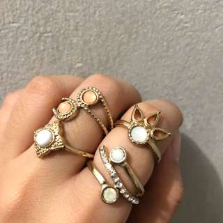 Rings for sale