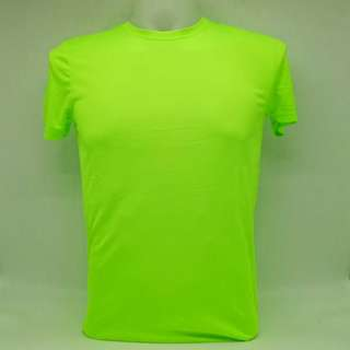 Athletic Dry Fit Shirt 8000 Unisex (Neon Green)