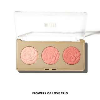 Milani Rose Blush Trio Palette - 01 Flowers of love
