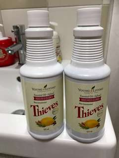 Thieves household cleaner - Authentic from young living singapore