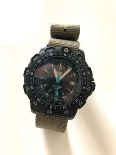 Luminox Recon watch 藍針軍錶