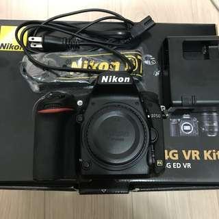 Nikon D750 (水)