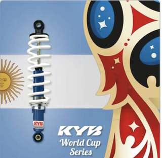 FIFA kyb twin absorber 315mm