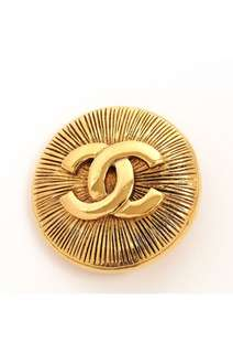 CHANEL vintage classic broach 心口針
