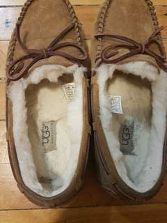 UGGs Moccasins, 7.5