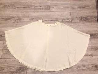 Knit Cape Size S