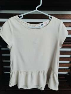 H&M Top (5-6yrs)