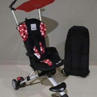 Sewa Stroller Isport