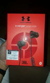 Jual earphone JBL under armour