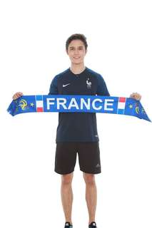 France World Cup 2018 Replica Jersey