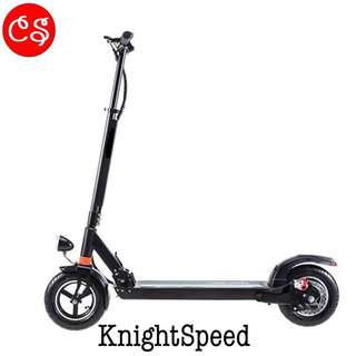 Lta compliance electric scooter knightspeed