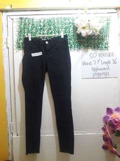 SO Heritage High Waist Jeggings