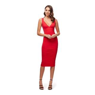 Kookai Worthy Dress - Size 2 - Scarlett