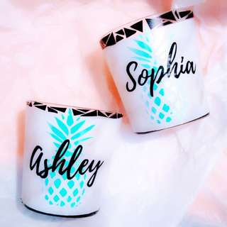 Personalized Candle Gifts