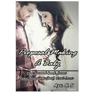 Ebook Proposal Making a Baby - Ayu N. S.