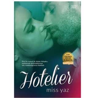 Ebook Hotelier - miss yaz