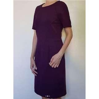 zunao_wearables🌹Forever21 🌹 Pencil cut dress 🌹 Purple